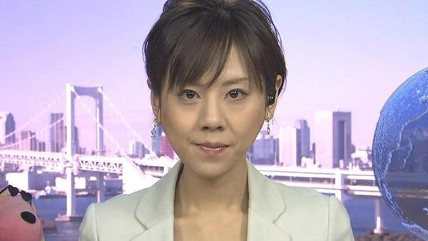 高橋真麻アナ「ぷっすま」でピチピチ衣装エロ画像18