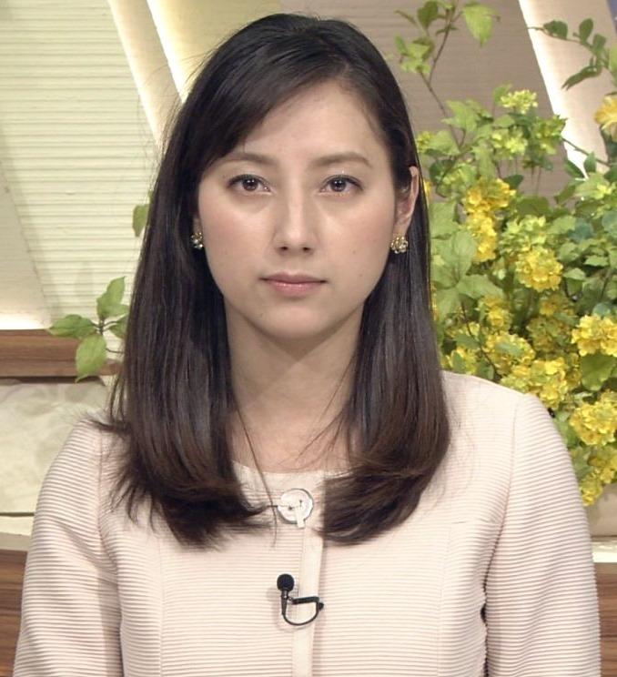 【TBSアナ加藤シルビア着衣セクシー巨乳画像・動画】ハーフ女子アナ胸チラおっぱい!