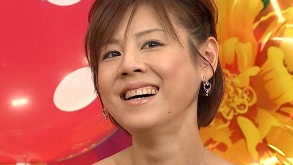 高橋真麻アナ「ぷっすま」でピチピチ衣装エロ画像20