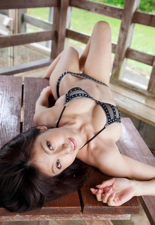 熊田曜子(34)が4年ぶりのグラビアDVDエロ画像5