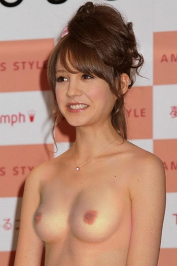 トリンドル玲奈の美乳おっぱいエロ画像3