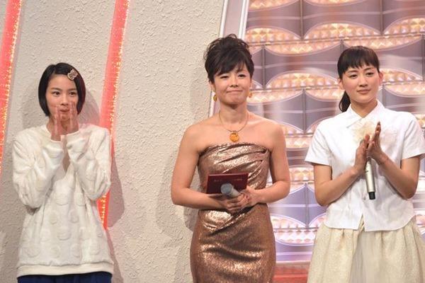 魅惑の熟女アナ有働由美子のセクシーショットエロ画像5
