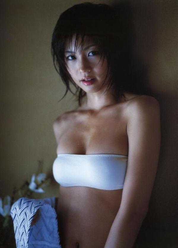 安田美沙子の美乳画像6