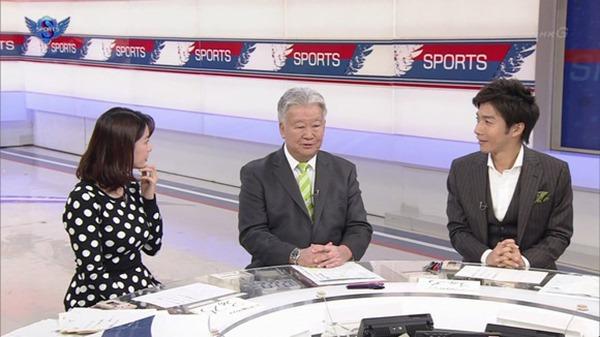 杉浦友紀アナのムッチムチ着衣エロ画像6
