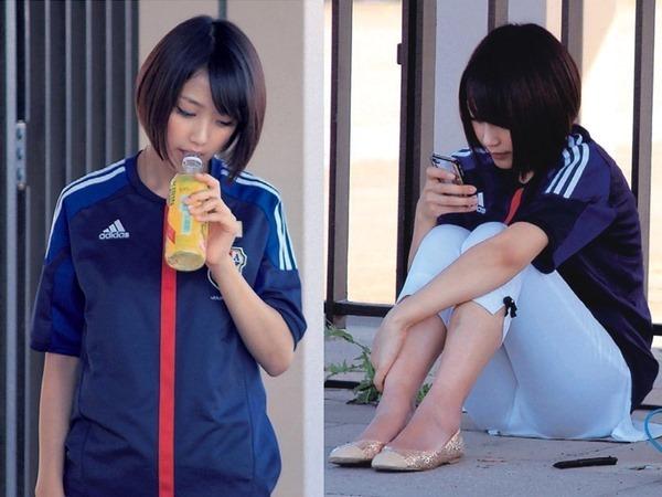 竹内由恵アナの可愛いエロ画像7