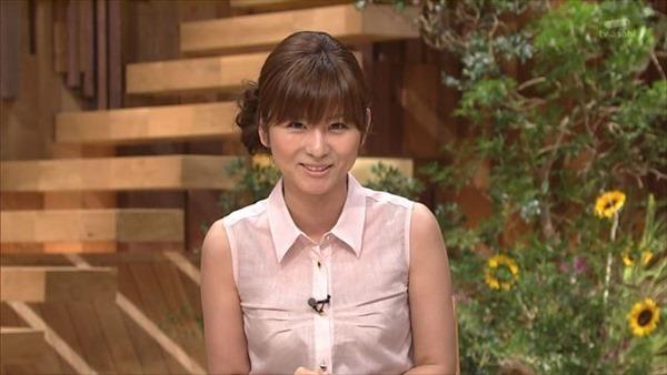 テレビ朝日の女子アナ宇賀なつみのアイドル顔負けの可愛いルックステレビキャプ画像9