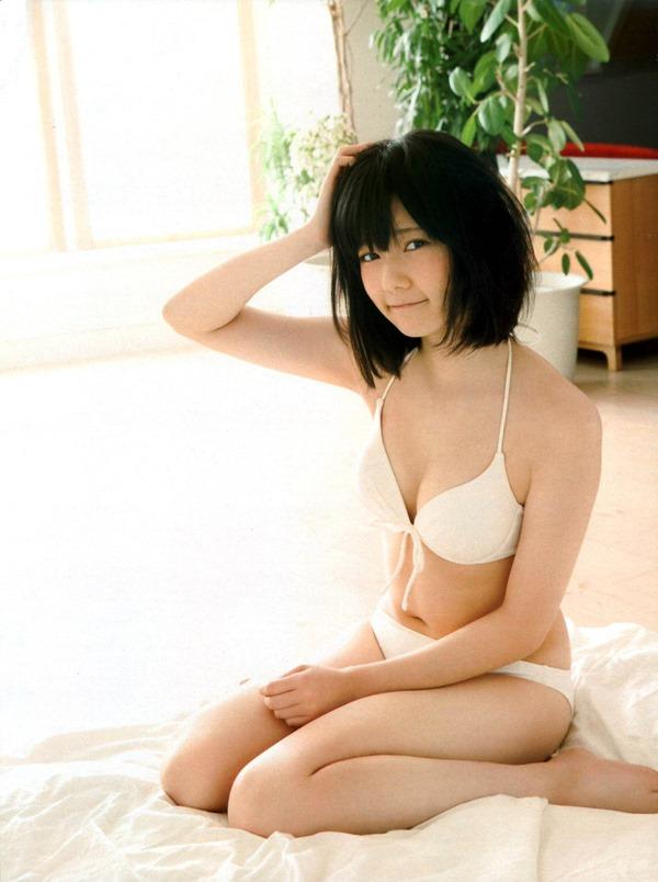 AKB48ぱるる島崎遥香のグウカワ水着エロ画像16