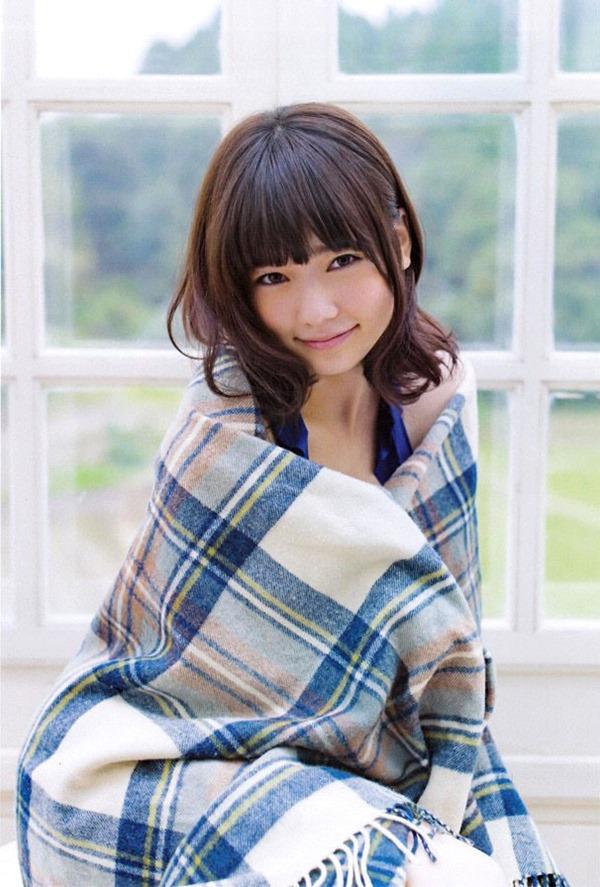 AKB48ぱるる島崎遥香のグウカワ水着エロ画像6