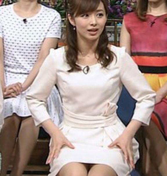 伊藤綾子アナウンサーのテレビキャプ画像GIF13
