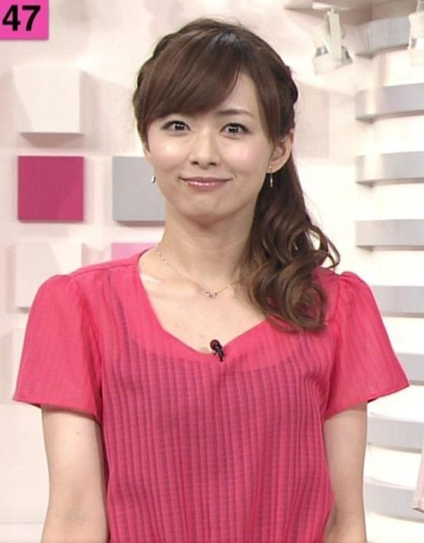 伊藤綾子アナウンサーのテレビキャプ画像GIF15