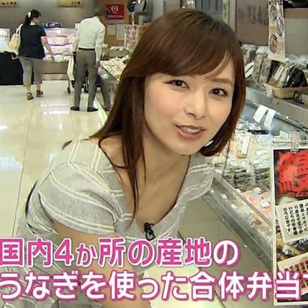 伊藤綾子アナウンサーのテレビキャプ画像GIF17