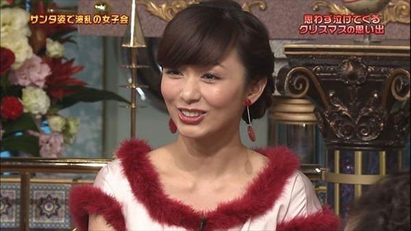 伊藤綾子アナウンサーのテレビキャプ画像GIF1