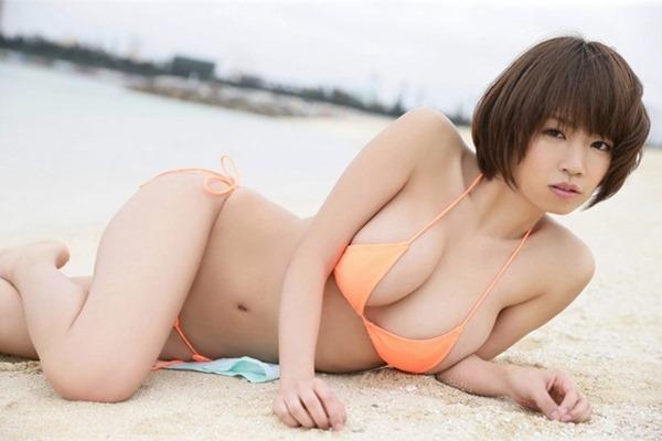 Iカップグラドル菜乃花エロ画像15
