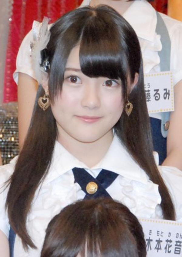 SKE48木本花音のムチムチエロ画像16