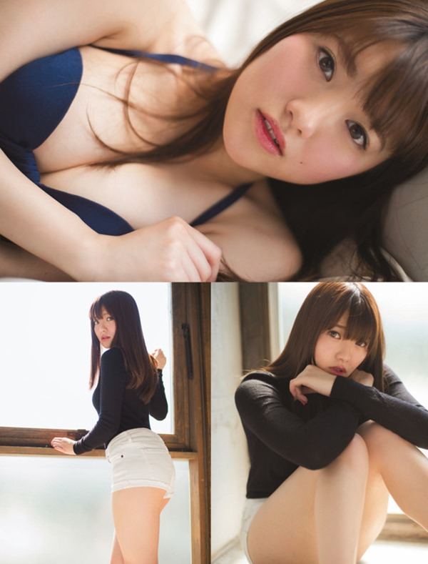 SKE48木本花音のムチムチエロ画像5