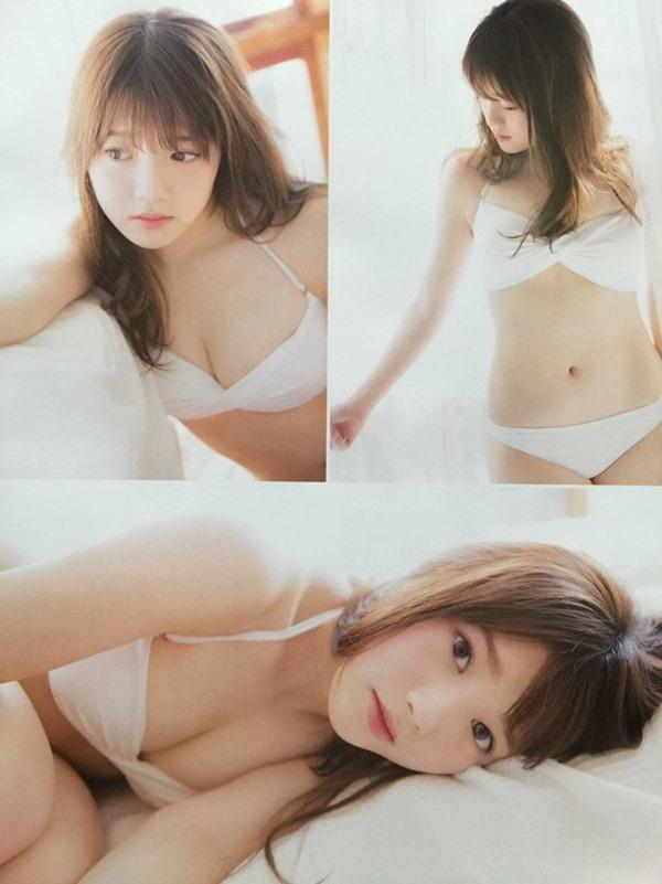 SKE48木本花音のムチムチエロ画像6