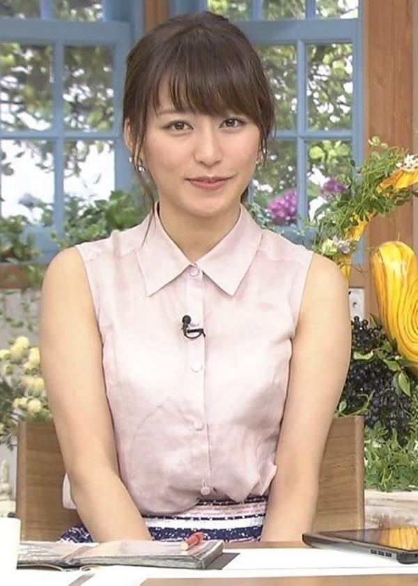 元TBSアナ枡田絵理奈ブルンブルンおっおぱいエロ画像15