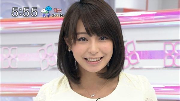 TBS宇垣美里アナの巨乳エロ画像16