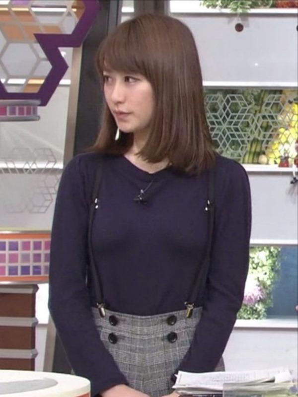 元TBSアナ枡田絵理奈ブルンブルンおっおぱいエロ画像7