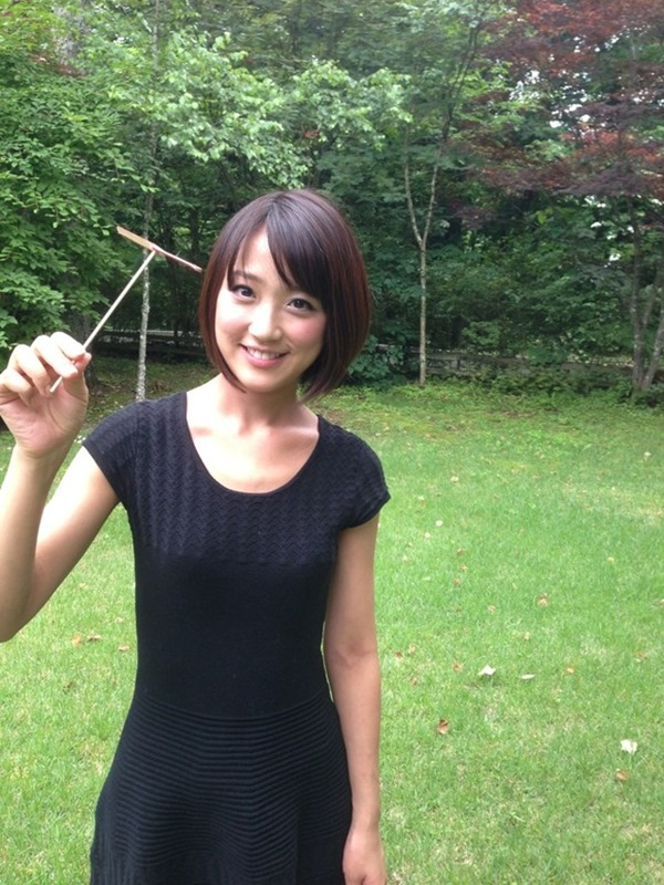 竹内由恵アナの可愛いエロ画像
