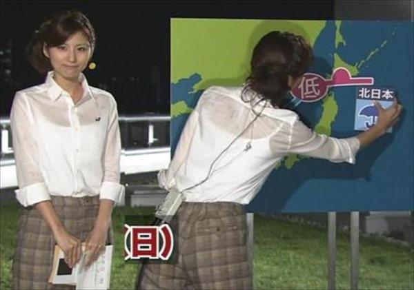 テレビ朝日の女子アナ宇賀なつみのアイドル顔負けの可愛いルックステレビキャプ画像