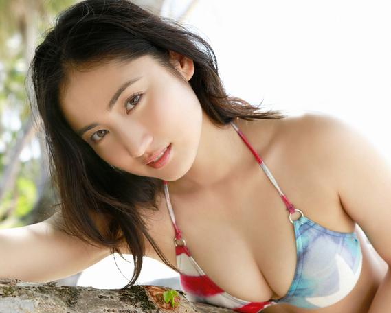 (土屋太鳳22才グラビアミズ着お乳写真ちちんぶいぶいムービー)萌えきゅん女優☆