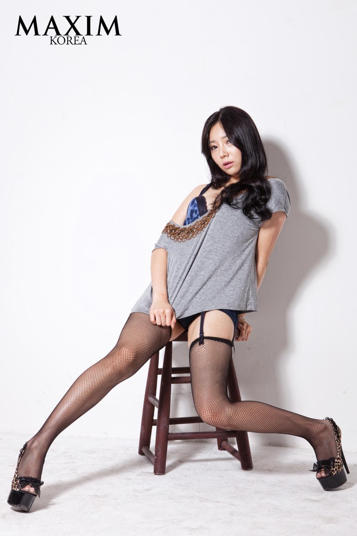 モデル 美脚8