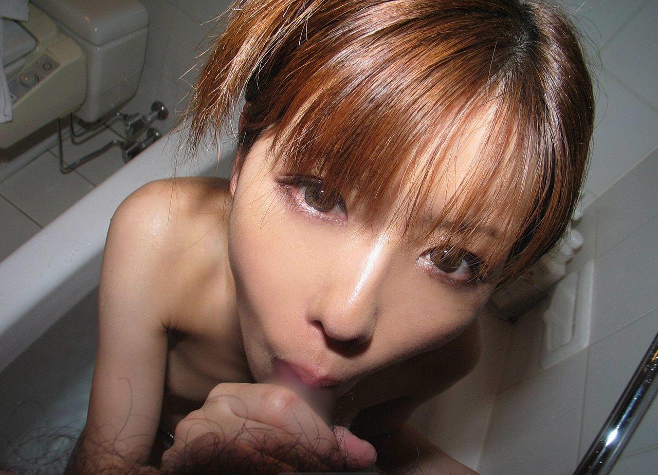 お風呂 フェラ3