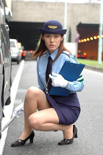 婦人警官17