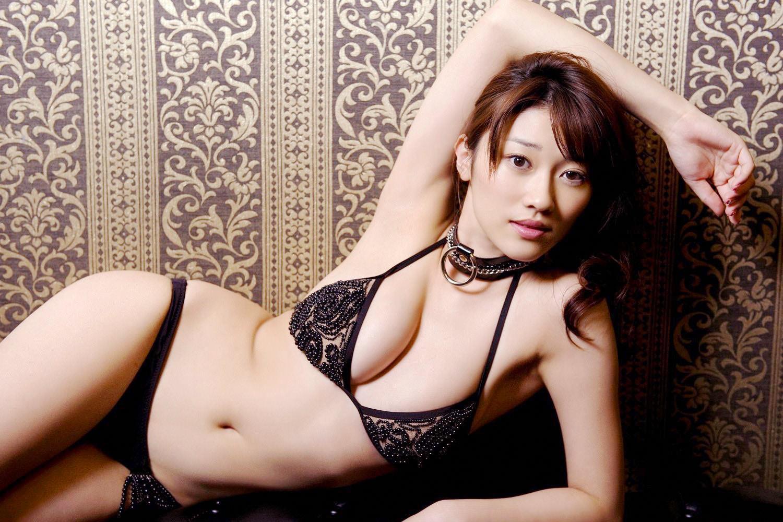 GirlsDelta makina-sekikawa 黒下着 セクシー23