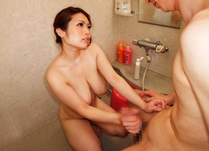 お風呂 混浴11