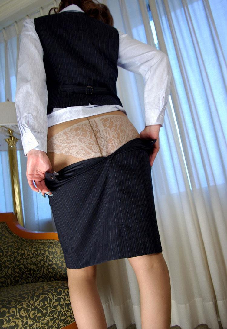 スカート そそる18