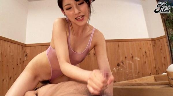 【手コキ】女の手コキとセンズリの違いって何かな?男女の手の違いって大きいね!