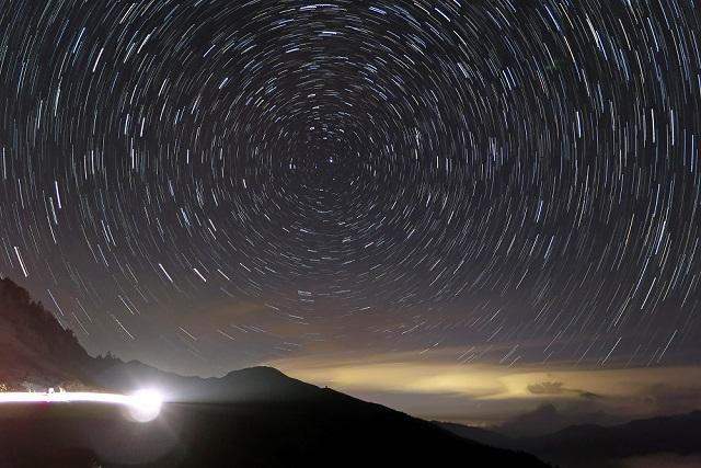 星の降る山(1)