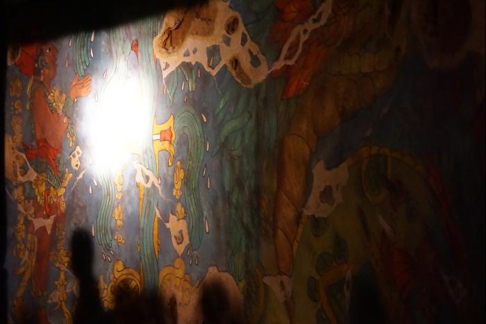 TDS 2015 インディジョーンズ・アドベンチャー 鏡の照らす壁画