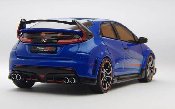 CIVIC TYPE R Concept 2014