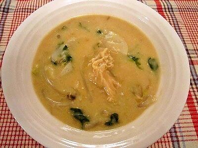 ホカホカ中華カブスープ2