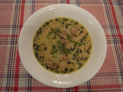ピーコのスープ