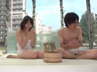 【動画】素人娘が謝礼目当てで男友達と友情破壊パコ(*゚∀゚)=3 ムッハー