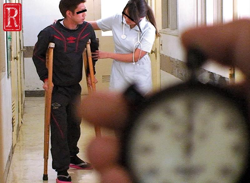 魔法のストップウォッチ!ナースさんをSTOP!?時間よ止まれ!チラリズム!病院で使ったら…2 めくり放題!のぞき放題!さわり放題!なんでもやり放題?!
