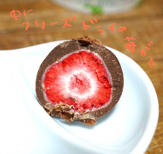 六花亭 チョコ2