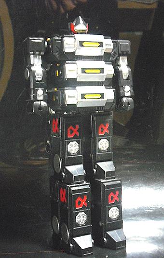 DX超合金アルベガス DENJIN BOX