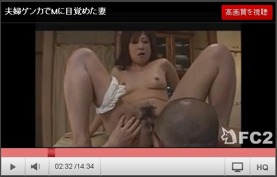【ヘンリー塚本】SEXで仲直り!濃厚で激しく燃え上がる熟年男女!