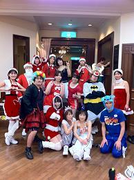 サンタがいっぱい!!.JPG