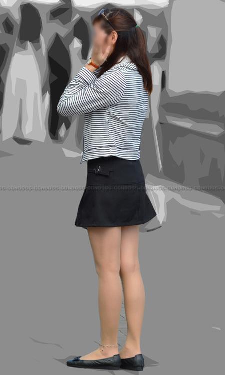 ■ ■ vol278-魅力あふれるミニスカ娘