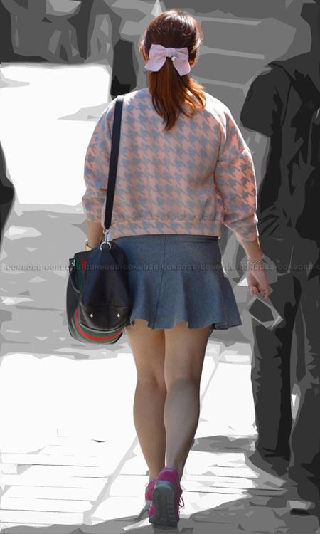 ■ ■ vol271-ムチムチっと女性らしい生美脚ライン