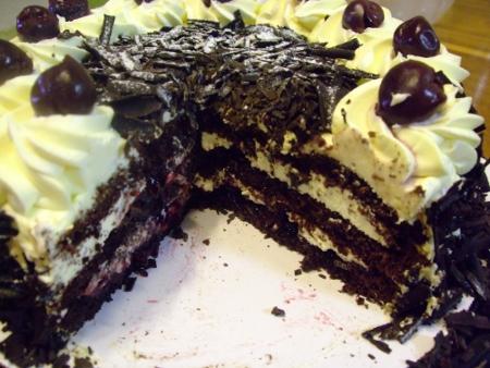 コストコのケーキ 重たいよ。。。