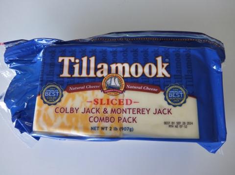 コストコ ナチュラルチーズ Tillamook