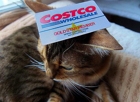 コストコ costco メンバー