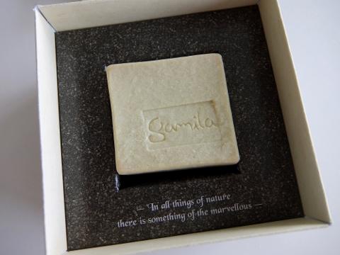 ガミラシークレット(Gamila Secret)の石鹸 コストコ